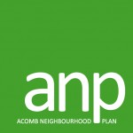 AcombNeighbourhoodPlanLogoGreen