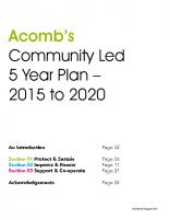 Acomb-CLP 2015